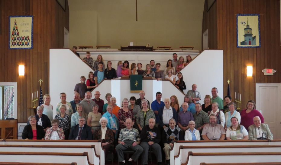 Congregational photo